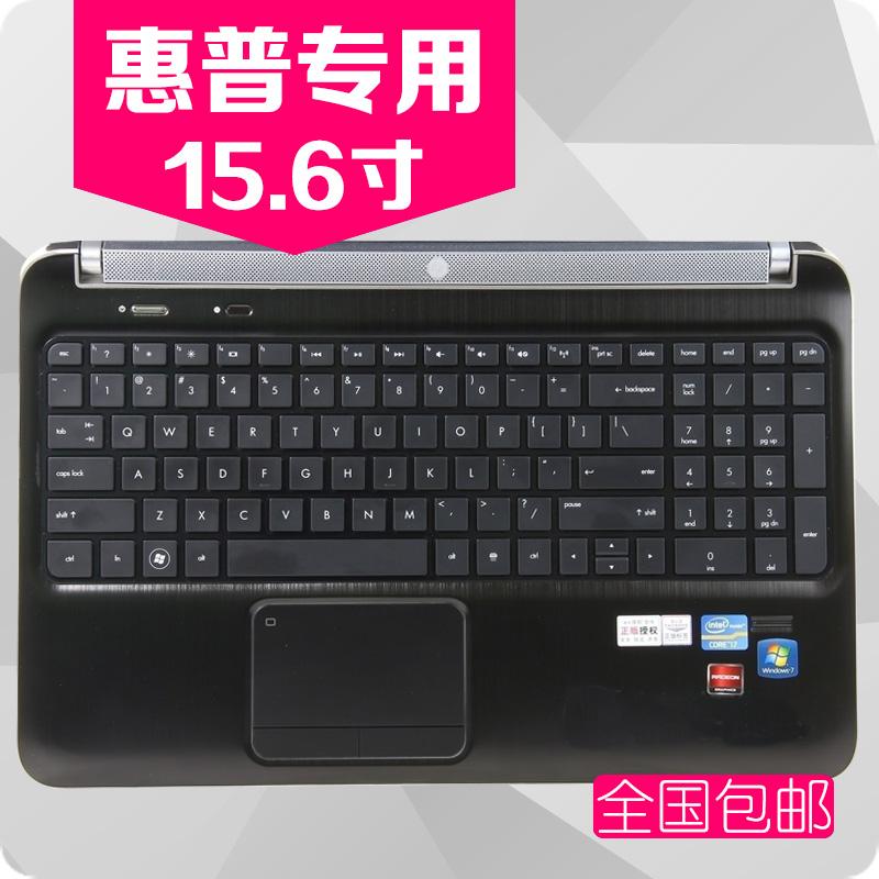 惠普键盘膜15.6寸 Pavilion g6 dv6-6151tx 7001tx 键盘保护膜