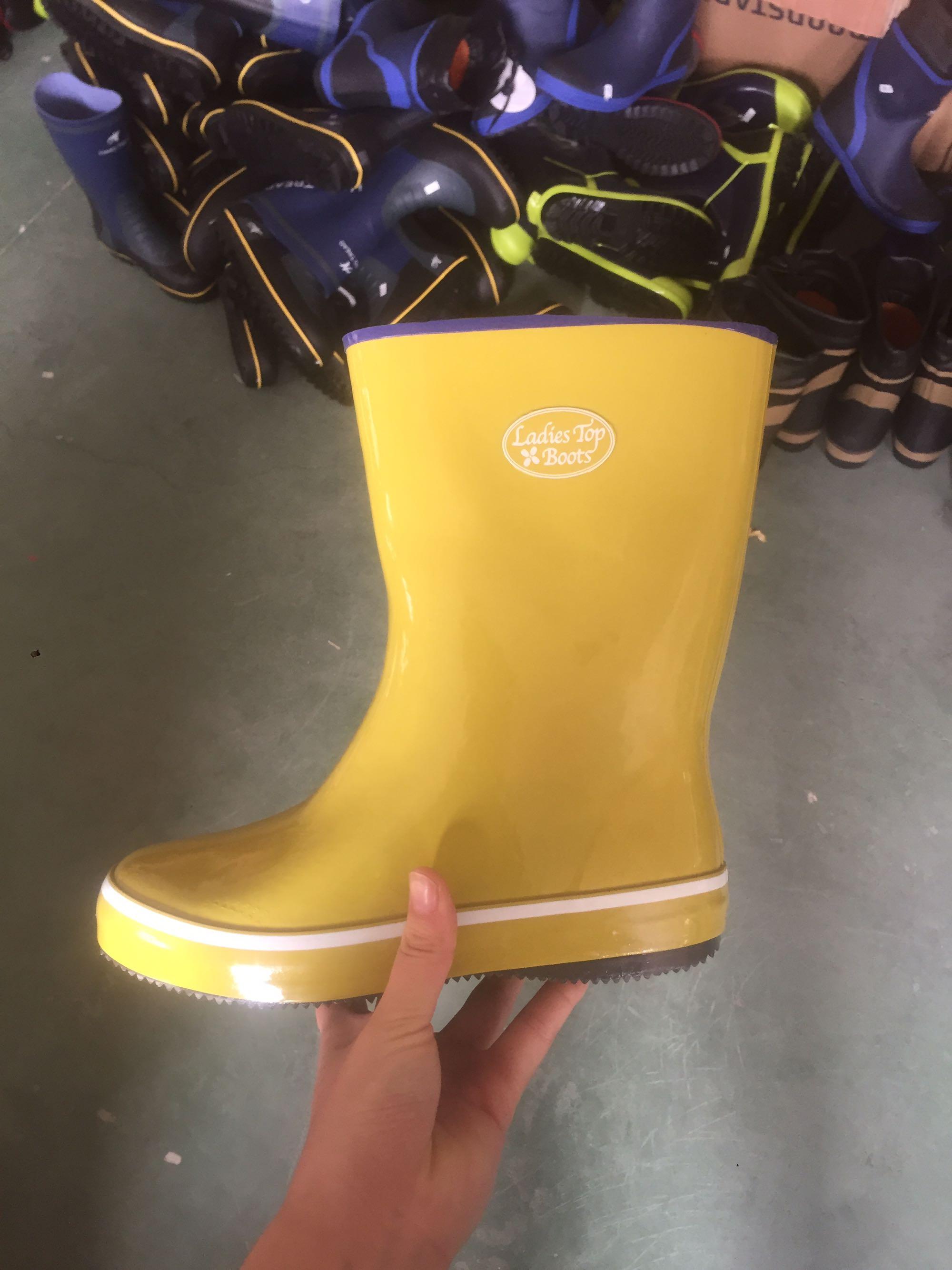 白菜�r春夏�r尚雨鞋女士中低�团�水鞋女舒�m防水套鞋雨靴雨鞋女款