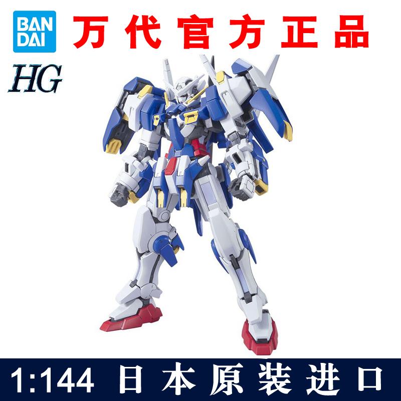 万代正品 高达 拼装模型HG1/1144 雪崩能天使 敢达 163278 能天使
