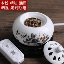 卧牛倒流香炉公鸡葫芦创意茶道线茶香炉家用观赏禅意香炉摆件