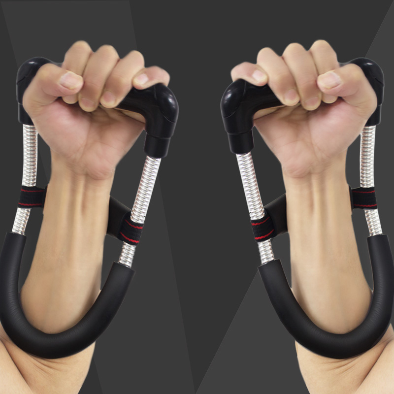 腕力器男式握力器练扳手腕篮球羽毛球力量训练力小臂力器家用健身