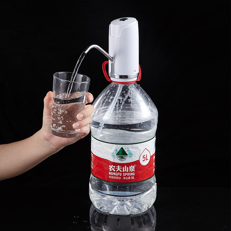 无线电动抽水器出水器桶压水器大桶手压式桶装水自动吸饮水机水泵