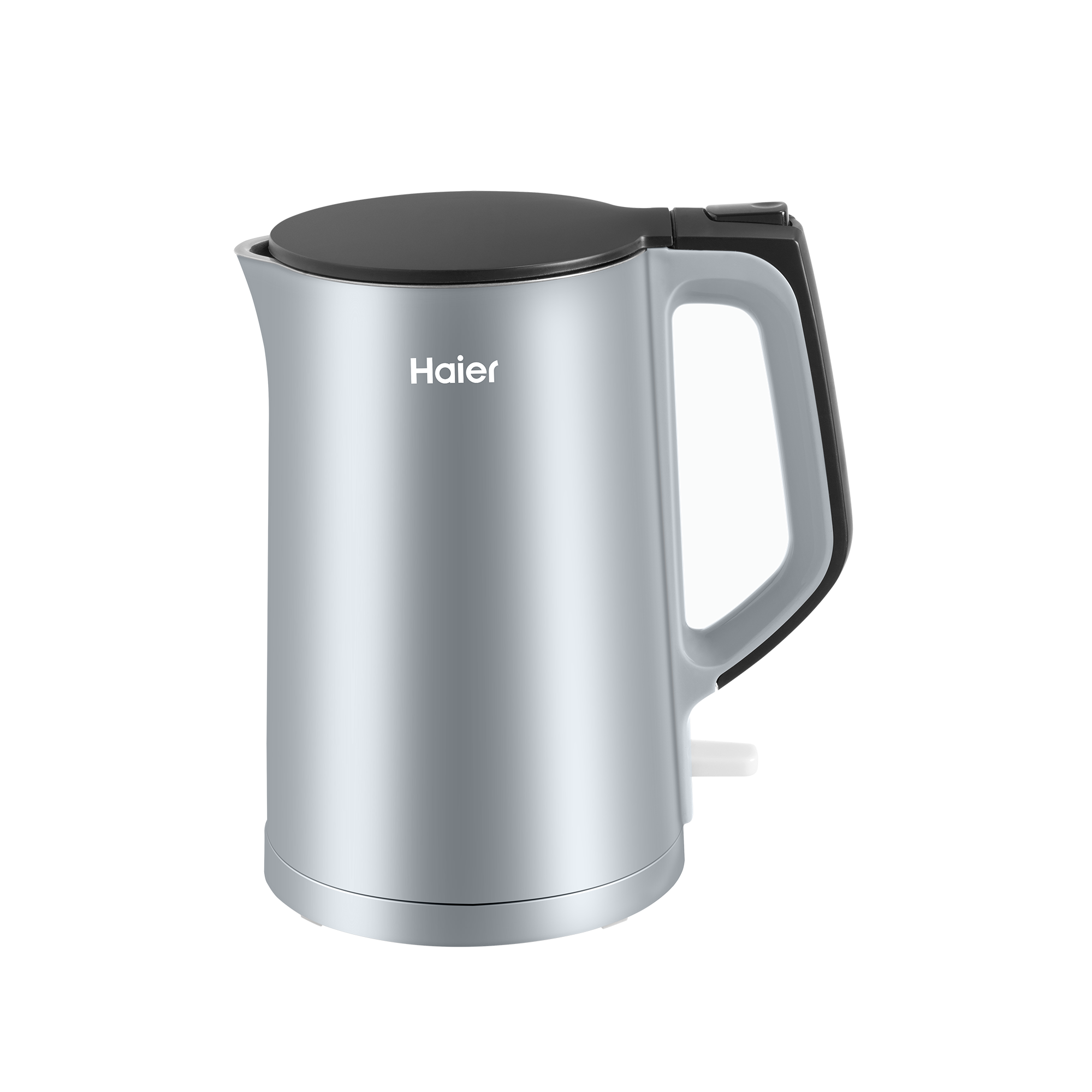 海尔电热水壶家用304不锈钢正品大容量烧水壶自动断电保温开水煲