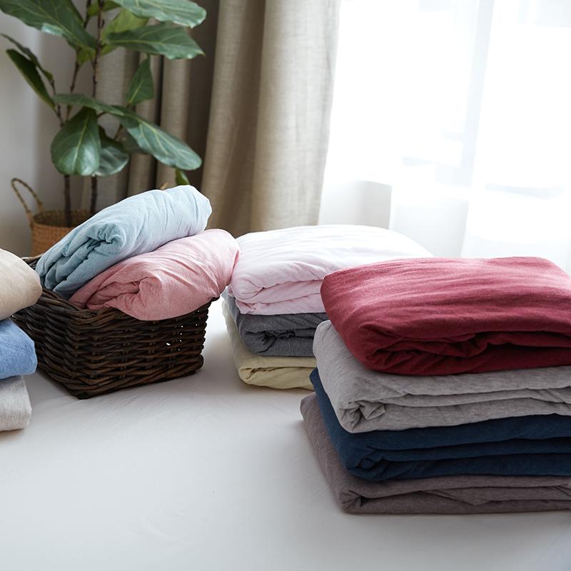 Вязание день Zhu чистый хлопок цвет хлопок лист синьцзян хлопок кровать предприятия голый сон 1.5/1.8 сиденье мечтать мысль постельное покрывало кровать крышка
