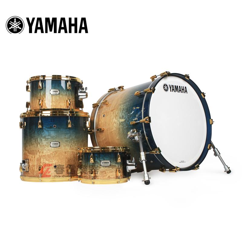 春雷乐器 日产 YAMAHA PHX 凤凰系列纯手工套鼓 4鼓 SPF架子鼓