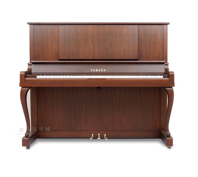 日本原装二手钢琴 雅马哈原木色 YAMAHA UX30WNC 雅马哈乐器