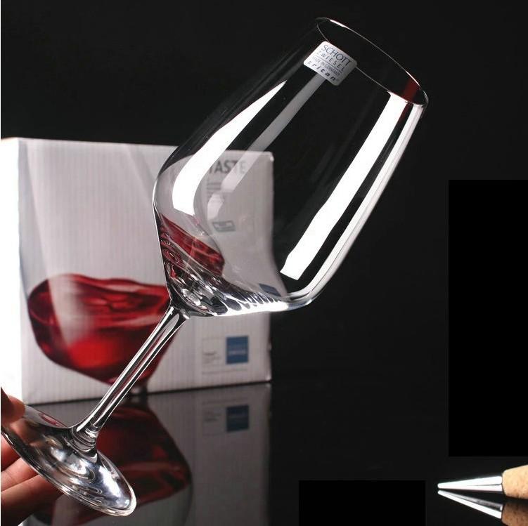 德國 SCHOTT肖特無鉛水晶玻璃紅酒杯大號高腳杯波爾多葡萄酒杯
