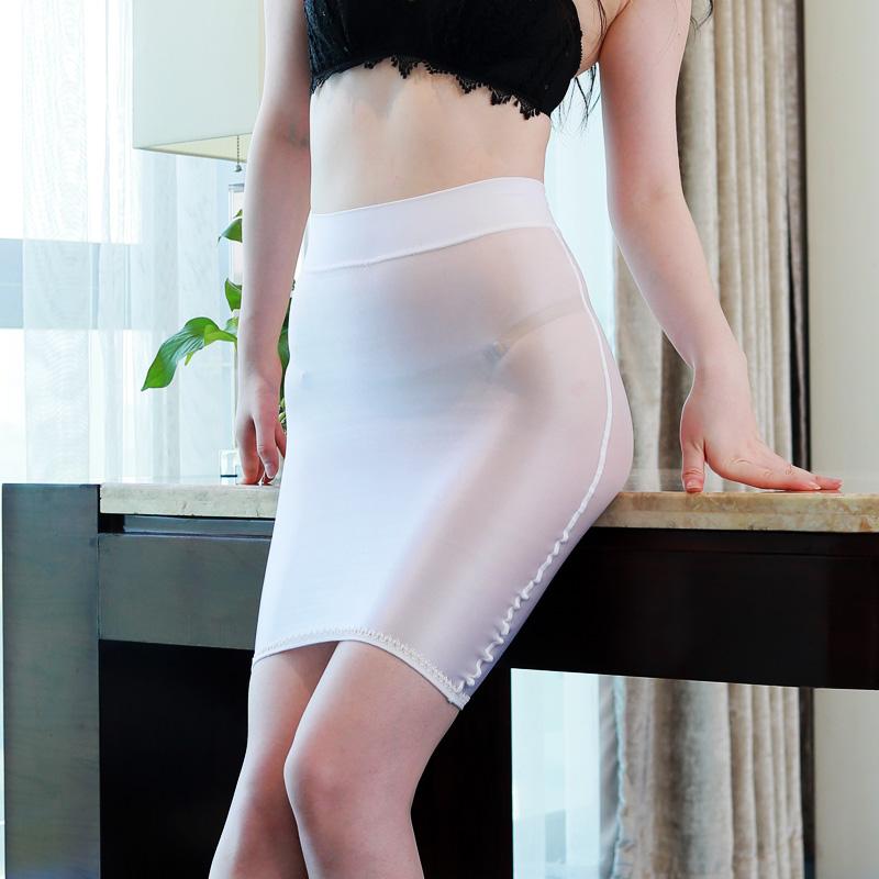 女士半身裙夏春秋冬性感紧身弹力迷你走光一步齐小超丝袜包臀短裙