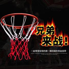 篮球框篮球架篮圈挂式户外室外蓝球架标准篮筐儿童室内家用可扣篮图片