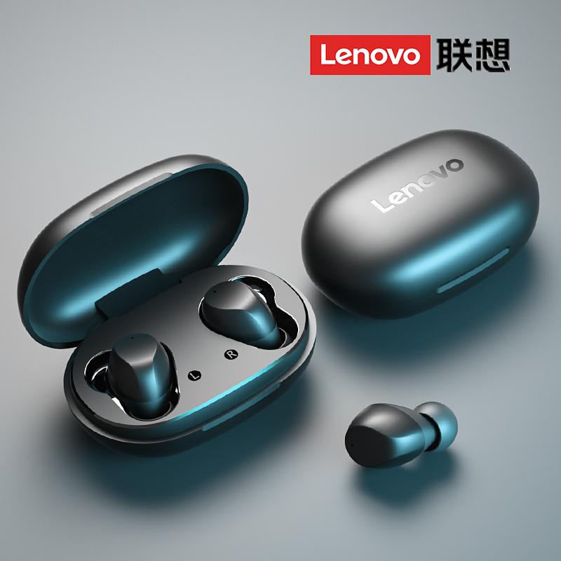 联想TC02无线蓝牙耳机2021年新款入耳式单双耳超长待机高端迷你运动跑步降噪适用于华为苹果vivo小米oppo索尼