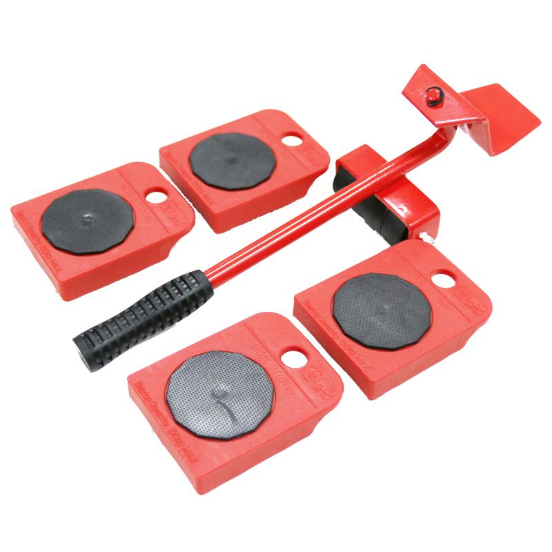 搬家神器多功能搬家必备搬运滑轮工具家具挪床万向轮搬重物移动器