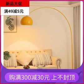 简约现代钓鱼落地灯ins风网红沙发宜家立式轻奢客厅卧室led座地灯图片