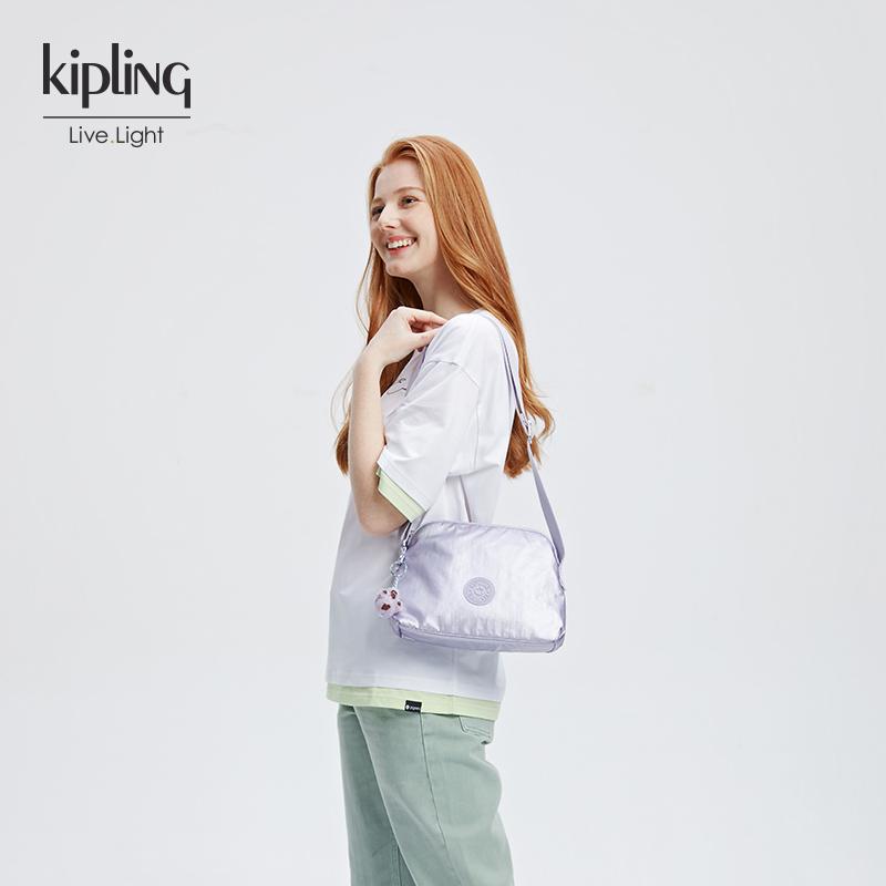 kipling女包帆布包2020新款時尚潮流簡約手提包單肩包斜挎包 DI
