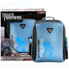Transformers schoolbag gift box grade 1-4 schoolbag boys schoolbag stationery suit Backpack