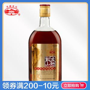 古越龙山绍兴黄酒金三年500ml花雕酒糯米酒整箱装老酒绍兴酒