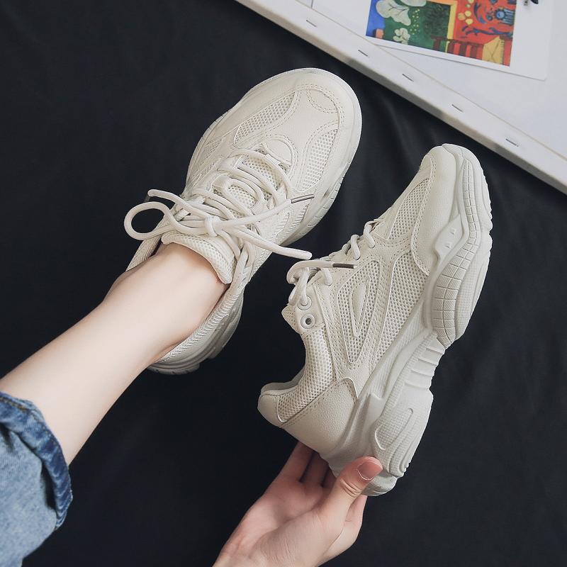 秋冬新款韩版运动学生小白鞋女鞋