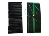 Small Power solar panel 5.5v60ma solar cell chip multi-purpose charging Board components