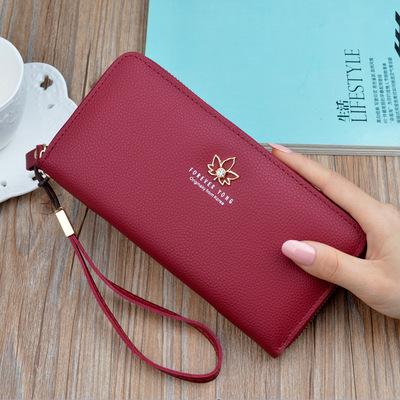 长款红色钱包谁用过好用吗