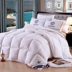 羽绒被子95白鹅绒五星级酒店正品被芯冬季被冬被加厚保暖6/8斤