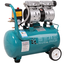 Panda Oil-free mute air compressor high-pressure injection pump woodworking empty paint gas compressor small pump 220V