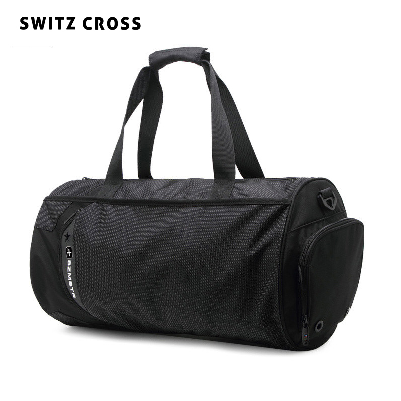 Dry-wet Separation Fitness Bag Men's Travel Bag Handbag Women's Travel Bag Training Sports Bag One-shoulder Bag