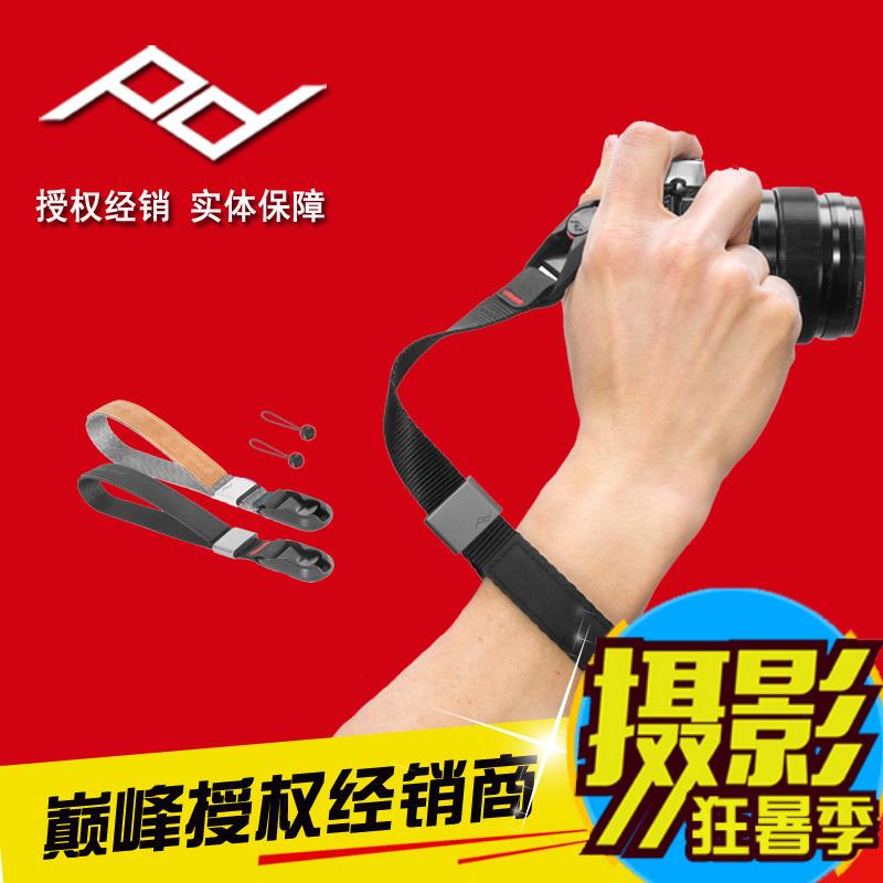 巅峰PeakDesign CUFF佳能尼康索尼徕卡单反微单相机手腕带 手绳