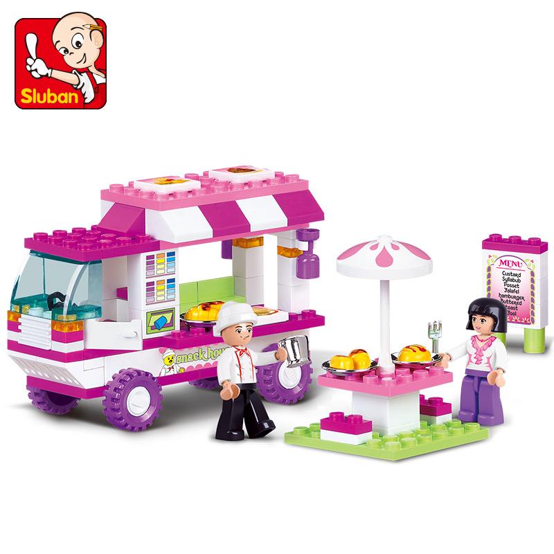 15.80元包邮兼容legao女孩子益智力拼插玩具