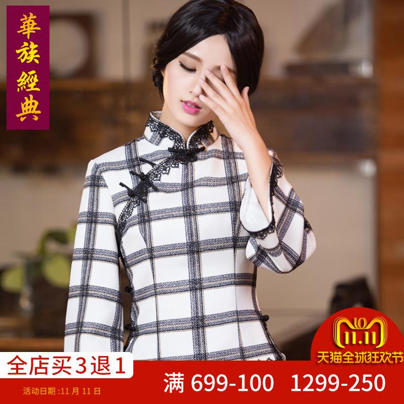 中国风女装上衣夏装
