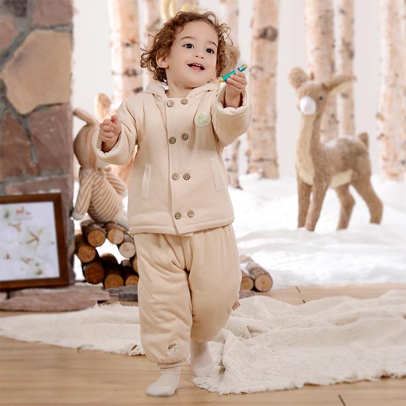 歐孕兒童保暖加厚嬰兒棉襖