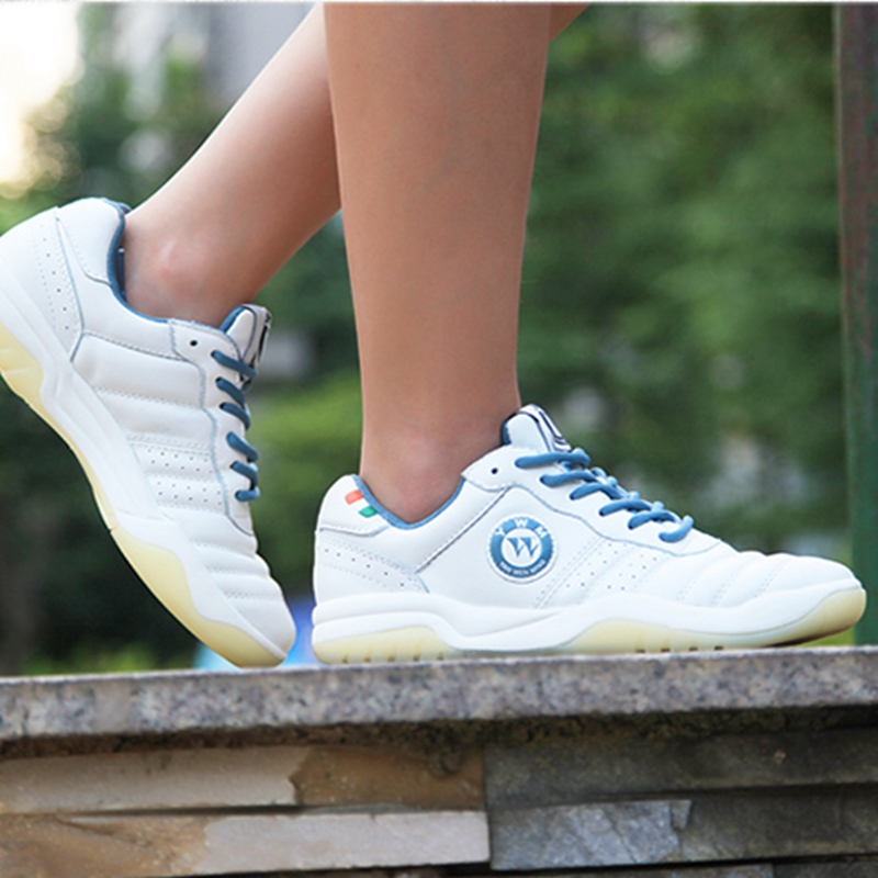 颜文明比赛专用网球鞋