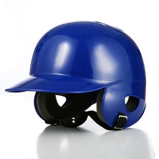 包邮 赛霸专业棒球头盔打击头盔双耳棒球头盔 戴面具防护罩护