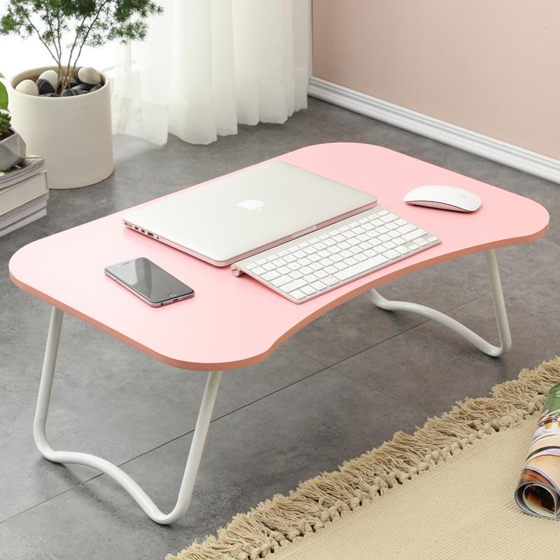 11月08日最新优惠笔记本电脑桌床上用 小桌子 懒人桌 简约宿舍大号可折叠学习书桌