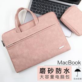 适用联想小米戴尔华硕苹果macbook16电脑包pro13.3寸air笔记本Mac内胆女15手提男14惠普小清新保护套15.6华为图片