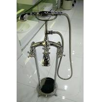 Floor-to-ceiling bathtub faucet concubine bathtub faucet sitting bathtub side faucet shower lt15g