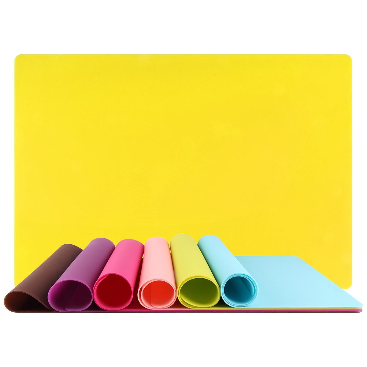 鉑金矽膠西餐墊 大號多用途廚房抽屜墊防潮墊烘培墊 兒童桌墊