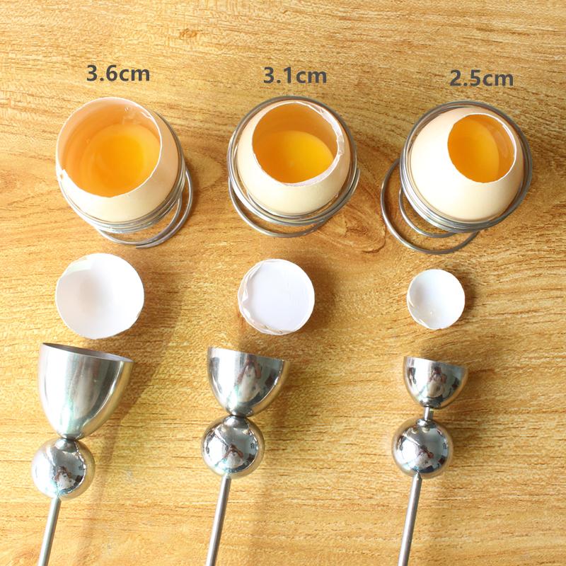Качество не нержавеющая сталь считать количество мяч открыто яйцо яйца открыто оболочка устройство косить яичная скорлупа устройство вырезать яйцо фантазия яичная скорлупа резка устройство