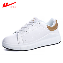 Huili women's high rise shoes inside small white shoes spring 2020 new board shoes pop up all kinds of thick soled sports casual shoes