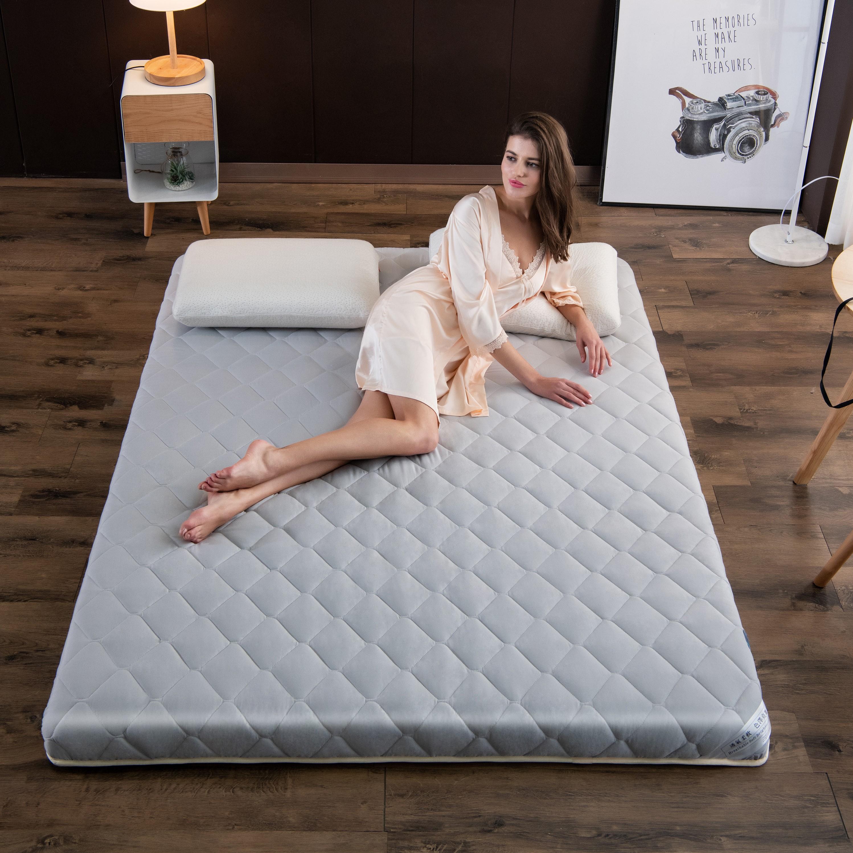 打地铺睡垫榻榻米软垫1.2加厚床垫