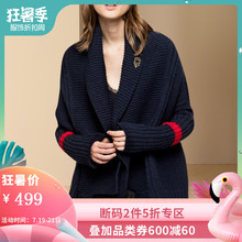 New fashion retro sweater jacket for autumn and winter of 2019
