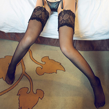 Selebritee sexy garter set Europe and the United States sexy sling socks long tube stockings lace garter charming