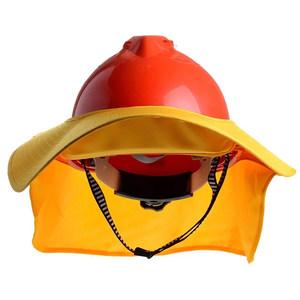 夏季安全帽工地遮阳板防晒防紫外线透气施工建筑工程男女太阳帽子