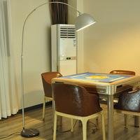 查看落地灯LED客厅卧室麻将书房灯创意简约遥控阅读不锈钢钓鱼灯价格