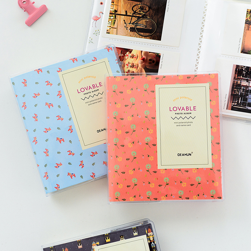 新款韩版mini果冻色拍立得相册9.80元包邮