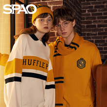SPAO couple 2019 couples in autumn and winter, Polo and new clothes SPMW949D02