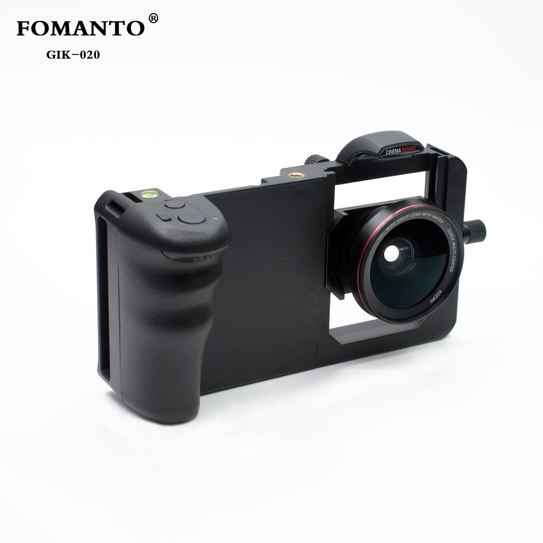 手机兔笼iphone6s/7苹果安卓手机镜头滤镜广角微距长焦摄影支架