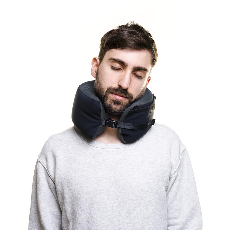 限10000张券OMNI PILLOW男女便携旅行枕头枕可收纳便携u型枕护颈枕飞机靠枕