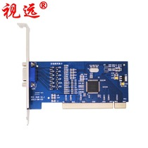 See FAR 8 PCI video acquisition card HD analog computer host monitoring card does not support mobile phone remote