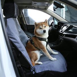 美国Solvit宠物车垫 狗狗副驾驶车载垫前排坐垫套防水座垫 后排图片