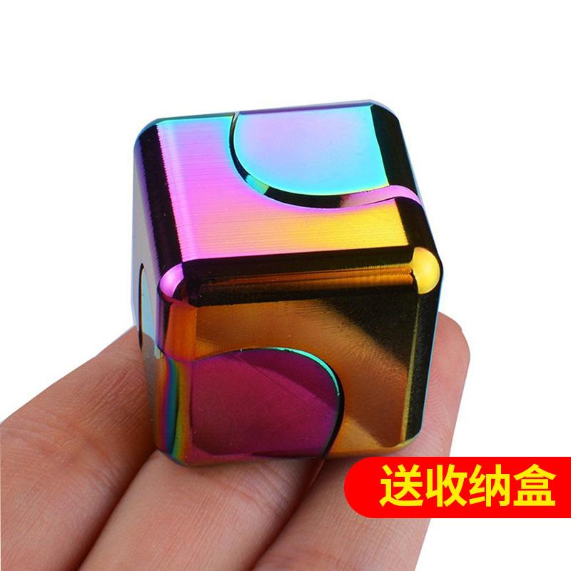 指尖手指减压玩具抖音同款网红陀螺28.00元包邮