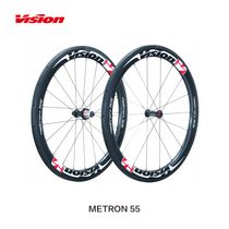 VISION METRON 855 55 frame High carbon fiber wheel Group road vehicle Iron Three carbon knife carbon ring